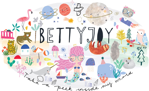 Bettyjoy Design Studio