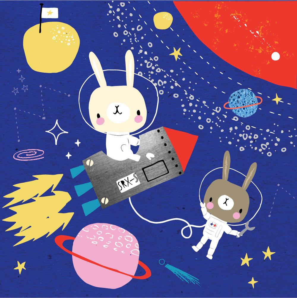 Space-Bunnies
